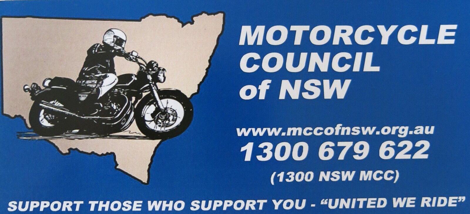 Motorcycle Council of NSW Inc