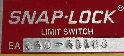 Namco EA040-41100 Limit Switch