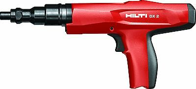 DX 2 Semi-automatic powder-actuated tool, versatile and compact by Hilti
