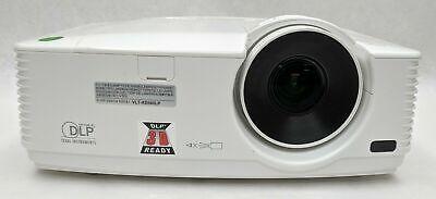 Mitsubishi XD560U Projector HDMI XGA 3500 Lumens 504 Lamp Hours + Remote