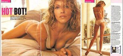 2003 magazine article, TRICIA HELFER Sexy Cylon on Battlestar Galactica 091617