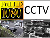 1080p CCTV Security Camera System Fully Fitted. Includes Installation and Mobile Phone View
