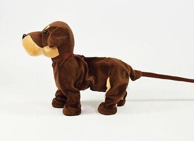 Dancymals, Laufender Hund, mit Sound, 26x29x10cm, Batterien inklusive Neu