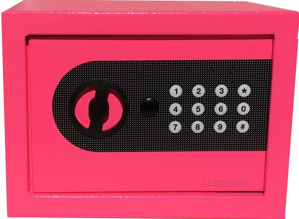 NEW DIGITAL ELECTRONIC SAFE SECURITY BOX WALL JEWELRY GUN CA