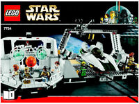 LEGO Star Wars Home One 7754 BNIB