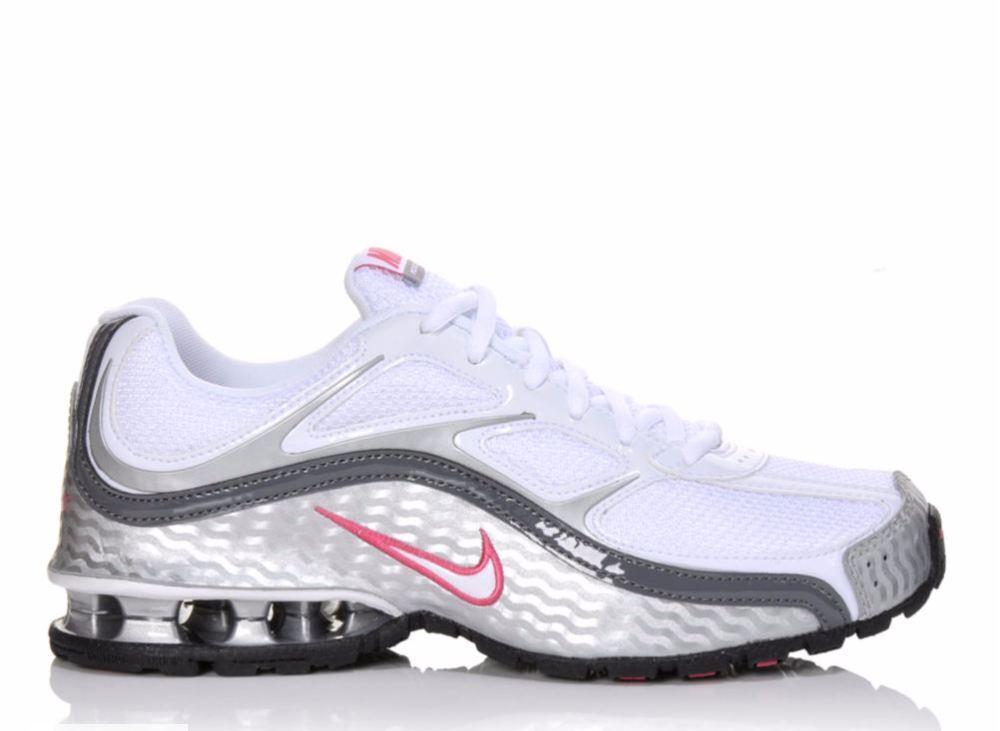 NIB NEW Women's Nike Reax Run 5 Training Shoes WntPnkSilv Torch Sequent