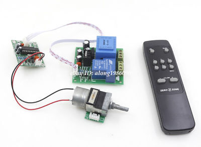 Remote ALPS motor Volume control board Support power ON/OFF control Off Volume Control