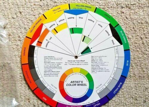 "The Color Wheel Company  ""The Artist"
