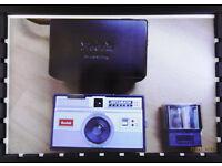 KODAK Instamatic 50 Fotoapparat mit passendem Blitzgerät Dortmund - Innenstadt-West Vorschau