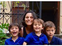 Looking for Portuguese speaking au pair
