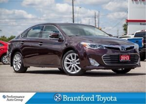 2013 Toyota Avalon Limited, One Owner Trade In, Navigation