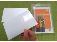 HP Foto Starter Pack - Glossy photo paper