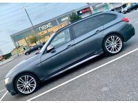 2015 BMW 320D Touring, M-Sport, Semi-Auto, 5 doors, Full Service, Excellent Condition