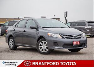 2013 Toyota Corolla CE, Power Sunroof, Heated Seats, Off Lease