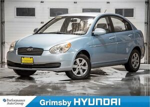 2009 Hyundai Accent 4Dr GL at