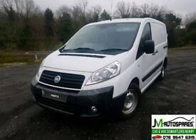 2010 Fiat Scudo 1.6 2.0Hdi PARTS ***BREAKING ONLY SPARES JM AUTOSPARES VAN