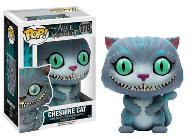 Funko Pop Disney: Alice in Wonderland - Cheshire Cat Vinyl Figure Item #6711