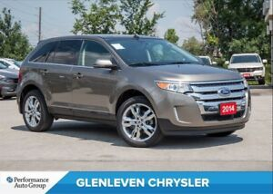 2014 Ford Edge Limited | AWD | NAVIGATION  | PANORAMIC ROOF