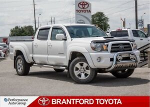 2010 Toyota Tacoma TRD, One Owner, Bush Bar, Carproof Clean,
