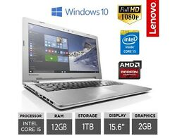 Lenovo Ideapad 500 Intel Core I5 White - STILL UNDER WARRANTY