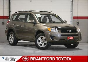 2011 Toyota RAV4 One Owner, Local Trade, Certified and E-Tested!