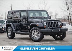 2013 Jeep WRANGLER UNLIMITED Sahara | | 4X4 | NAV | TWO TOPS | B