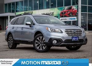 2015 Subaru Outback 2.5i Limited Leather Roof Navi