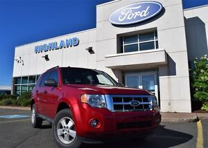 2011 Ford Escape Xlt 4x4, Leather
