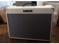 Roland Blues Cube artist 80 W amp single speaker combo.