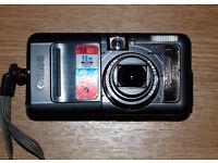 CANON S70 compact 7 megapixel camera