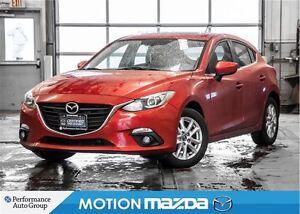 2014 Mazda MAZDA3 SPORT Sunroof Heat Seats 6Speed
