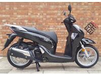 Honda SH300 (67 REG), Showroom Condition, Pre-reg, ONLY 83 miles!