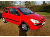HYUNDAI GETZ 1 OWNER FROM NEW