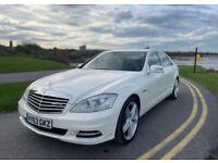 Mercedes-Benz, S CLASS, Saloon, 2013, Semi-Auto, 2987 (cc), 4 doors