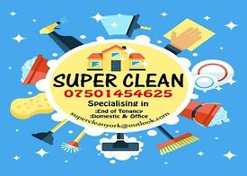 Super Clean Cleaning services york