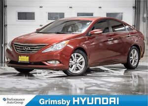 2011 Hyundai Sonata Limited at