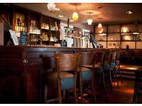 Bar and Restaurant Supervisor