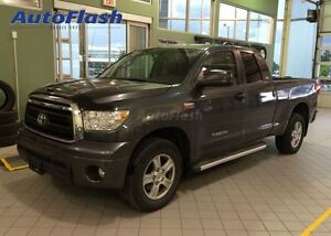 2011 Toyota Tundra SR5 Premium Double-Cab * Cuir/Leather * Navig