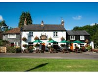 Sous Chef Required in Popular Kent Family Run Pub