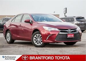 2016 Toyota Camry LE, Safety and E-Tested, Carproof Clean, Back