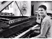 Piano Lessons in Cardiff - All ages and abilities. Extensive experience and innovative approach.