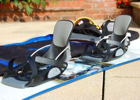 Snowboard + kit for female