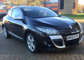 **BARGAIN** 10 Renault Megane Coupe 1.6cc Vvt I-Music*New Mot*Serviced* BARGAIN £2595!! £2595!!