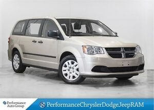 2014 Dodge Grand Caravan CVP * ONE OWNER * CLEAN CARPROOF