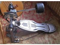 DRUM STANDS AND PEDALS, SOME VINTAGE