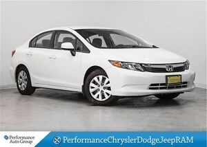 2012 Honda Civic LX * Includes Winter Tires!