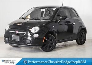 2012 Fiat 500 Pop * Blacked out!
