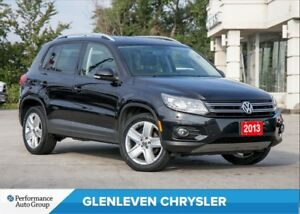 2013 Volkswagen Tiguan Just Arrived...Comfortline | PANORAMIC SU