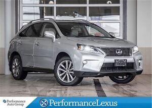 2015 Lexus RX 350 6A ONE OWNER !