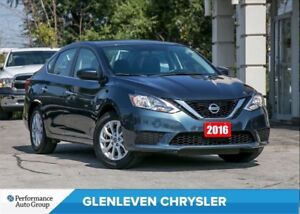 2016 Nissan Sentra SV | SUNROOF | BLUETOOTH | BU CAMERA